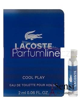 Lacoste Cool Play, Vzorka vone