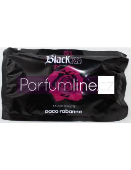 Paco Rabanne Black XS for Her, Vzorek vůně