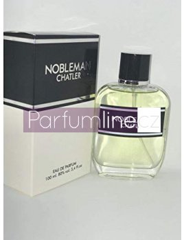 Chatler Nobleman, Parfémovaná voda (Alternatíva vône Givenchy Gentlemen 2017)