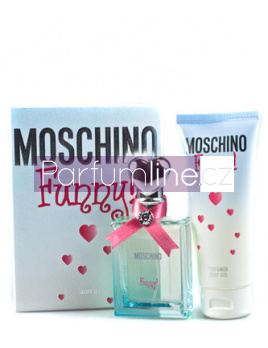 Moschino Funny, Edt 50ml + Parfumed body gel 100ml