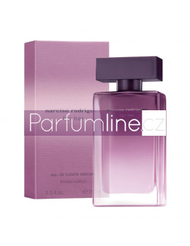 Narciso Rodriguez For Her Delicate Limited Edition, Toaletná voda 125ml