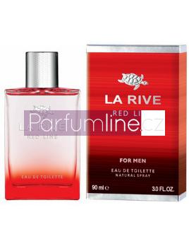 La Rive Red Line, Toaletní voda 90ml (Alternativa parfemu Lacoste Red)