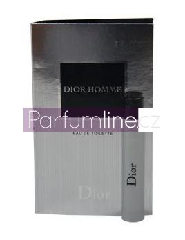 Christian Dior Homme, vzorka vone