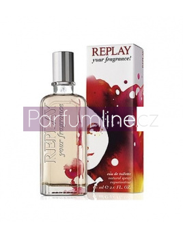 Replay your fragrance! for Her, Toaletní voda 60ml