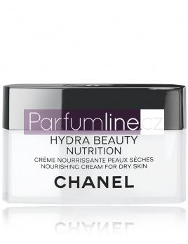 Chanel Hydra Beauty Nutrition Cream Dry Skin, Denní krém na suchou pleť - 50g