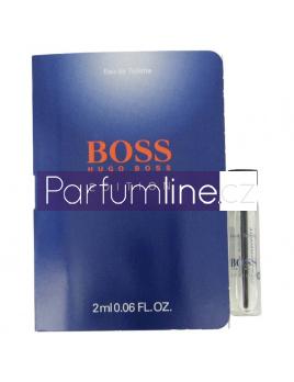 Hugo Boss Boss in Motion Blue Edition, Vzorek vůně