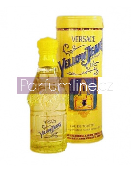 Versace Jeans Yellow, Toaletní voda 75ml