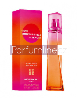 Givenchy Very Irresistible Summer Sun, Toaletní voda 75ml - tester