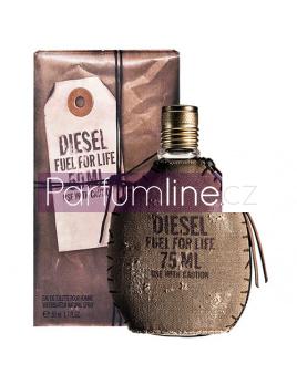 Diesel Fuel for life, Toaletní voda 75ml - tester, Tester