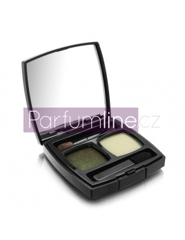 Chanel Ombres Contraste Duo duo Oční stíny odtieň Khaki-Discret 17 2,5 g