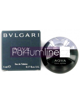 Bvlgari Aqva Pour Homme, Toaletní voda 5ml