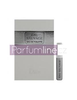 Christian Dior Eau Sauvage, Vzorek vůně