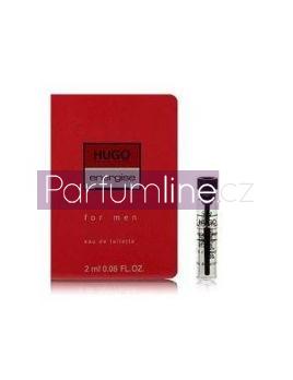 Hugo Boss Energise, vzorka vôna