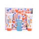 Moschino I Love Love SET: Toaletní voda 50ml + Tělové mléko 100ml + Sprchovací gél 100ml