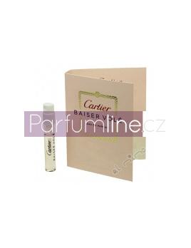 Cartier Baiser Vole, Vzorek vůně