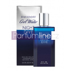 Davidoff Cool Water Night Dive, Toaletní voda 125ml