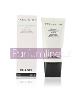 Chanel Précision Masque Čistící maska pro smíšenou a mastnou pleť (Purifying Cream Mask) 75 ml