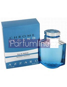 Azzaro Chrome Legend, Toaletní voda 75ml