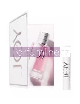 Christian Dior JOY, Vzorek vůně