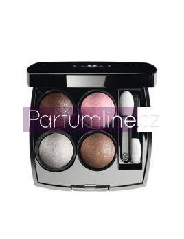 Chanel Les 4 Ombres Eye Shadow, Oční stíny - 1,2g