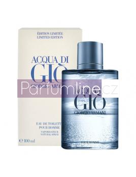 Giorgio Armani Acqua di Gio Blue Edition Pour Homme, Toaletní voda 100ml - tester