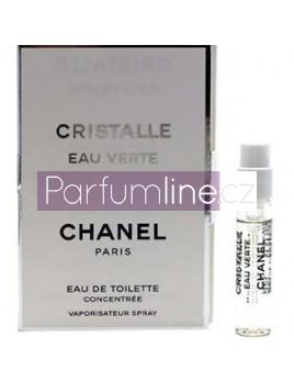 Chanel Cristalle Eau Verte, Vzorek vůně