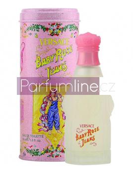 Versace Baby Rose Jeans, Toaletní voda 50ml