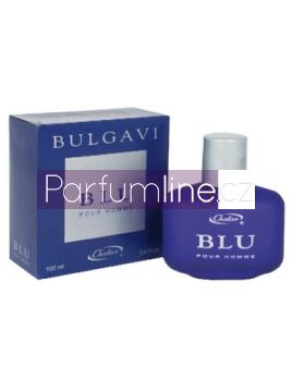 Chatler Blu Pour Femme, Toaletní voda 90 - Tester (Alternatíva vône Bvlgari Pour Femme)