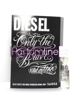 Diesel Only the Brave Tattoo, Vzorek vůně