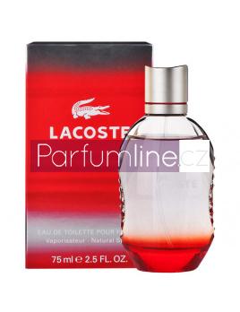 Lacoste Red, Toaletní voda 50ml - POP edition