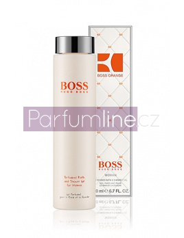 Hugo Boss Orange, Sprchovy gel 200ml