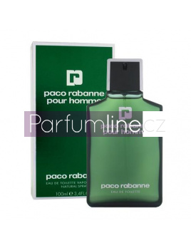 Paco Rabanne Pour Homme, Toaletní voda 100ml