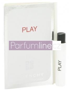 Givenchy Play, Vzorek vůně