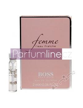 Hugo Boss Femme L´Eau Fraiche, Vzorek vůně
