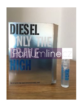 Diesel Only the Brave High, Vzorek vůně EDP
