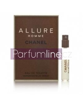 Chanel Allure Homme, Vzorek vůně