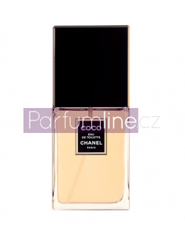Chanel Coco, Toaletní voda 3x15ml