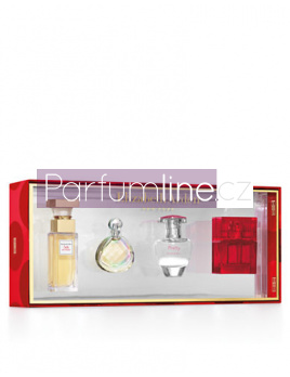 Elizabeth Arden Mini SET: 5th Avenue 10ml EDP + Untold 5ml EDP + Pretty 10 EDP + Red Door 10ml EDT