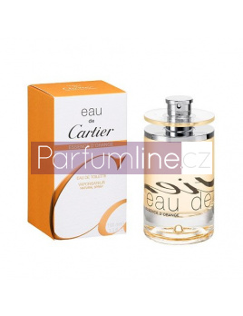 Cartier Eau de Cartier Essence d'Orange, Toaletní voda 200ml - tester