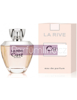 La Rive Cute, Parfumovaná voda 100ml (Alternatíva vône Chloe Chloe)