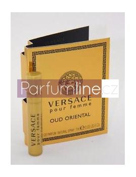 Versace Pour Femme Oud Oriental, Vzorek vůně