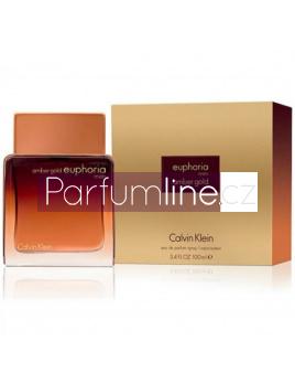 Calvin Klein Euphoria Amber Gold for Men, Parfémovaná voda 100ml