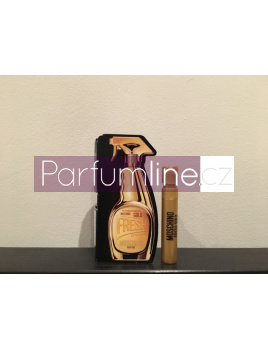 Moschino Gold Fresh Couture, Vzorek vůně EDP