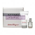 Salvatore Ferragamo Attimo Pour Homme, Edt 5ml + 30ml Sprchový gél