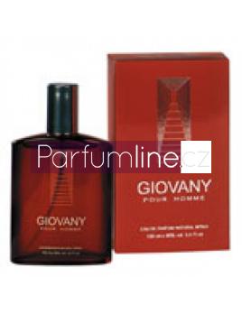 Chatier Giovany Pour Homme Toaletní voda 100ml, (Alternativa parfemu Givenchy Pour Homme)