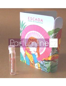 Escada Born in Paradise, Vzorek vůně