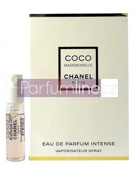 Chanel Coco Mademoiselle Intense, Vzorek vůně