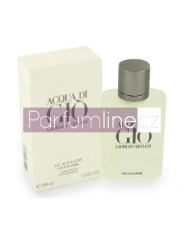 Giorgio Armani Acqua di Gio Pour Homme, Toaletní voda 50ml