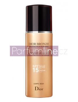 Christian Dior Bronze Protective Suncare Body SPF15, Kosmetika na opalování - 200ml, bez krabičky