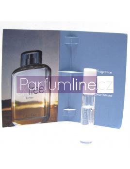Calvin Klein Free, vzorka vône